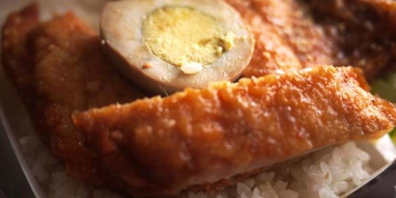 【金門食記】周師傅-雞排飯