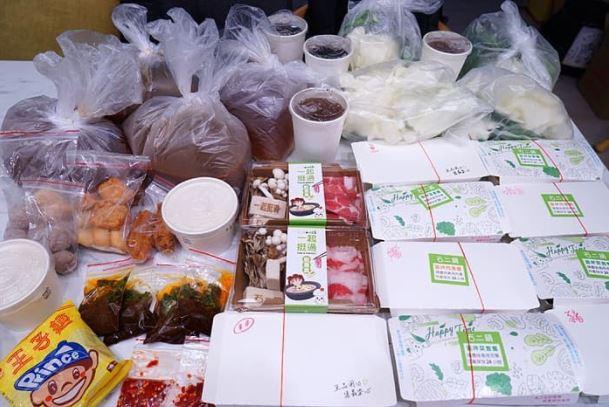 台中北區火鍋外帶推薦!石二鍋生食外帶滿額送,台中小火鍋這裡買