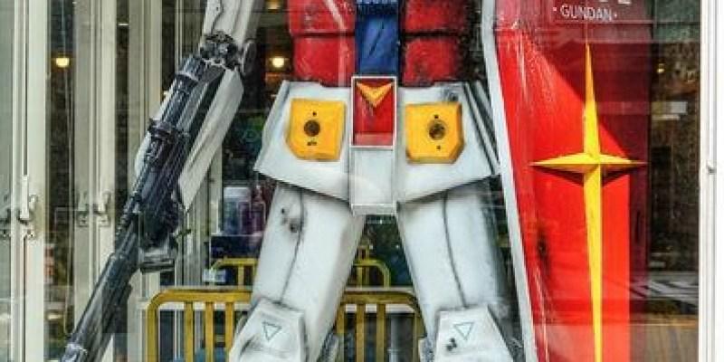 台中美食 西區/鐵皮駅-男孩們~一起走入機器人的世界吧