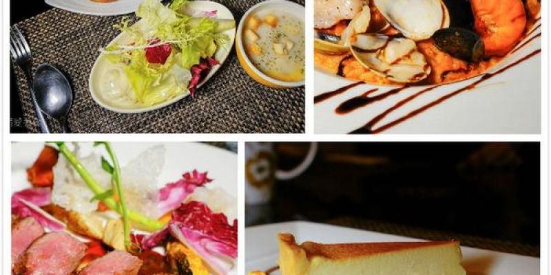 高雄美食 左營區/世奇文創餐廳-隱藏版的好吃餐廳