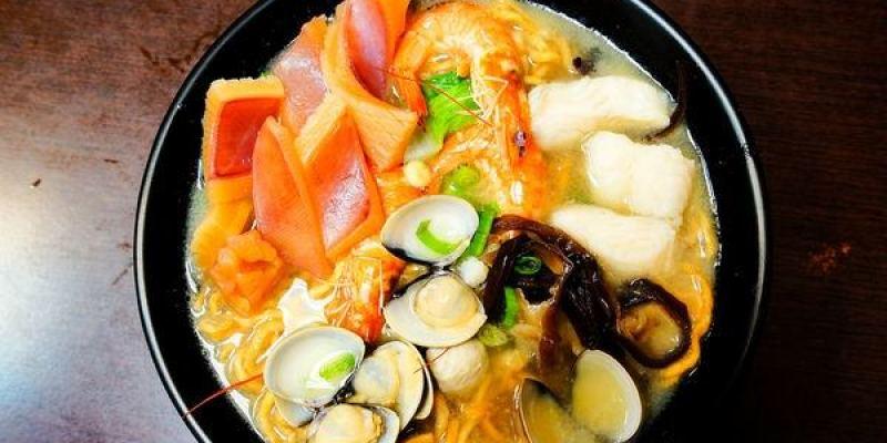 【美食】高雄  小栗子海鮮鍋燒專門店