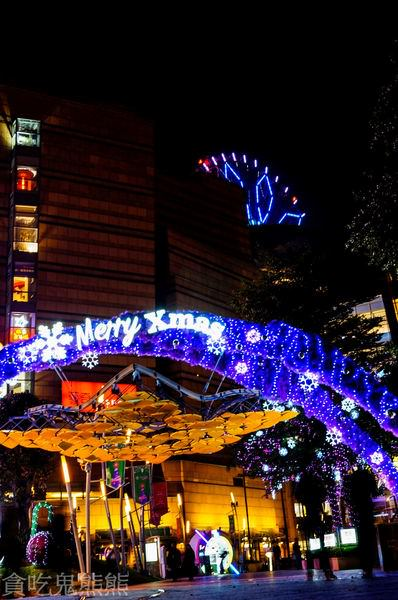 夢時代2015聖誕節造景藝術