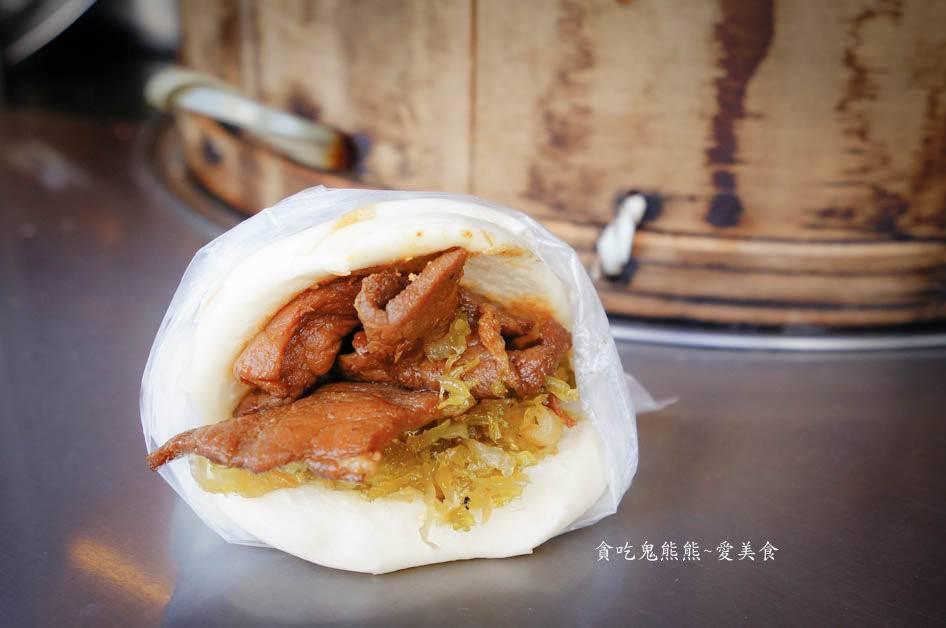 屏東美食 割包鳳-虎咬豬,吃過會想念的傳統美味