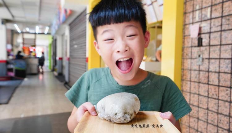 高雄美食 左營區/瑞斯飯糰高雄店-30元就有巨大飯糰,特別的河粉蛋餅吃過沒?