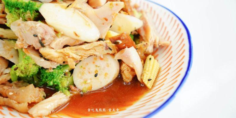 高雄美食 大社區/鮮鹽堂泰式鹽水雞大社店-Pro等級鹽水雞,四款醬料,滿足不同味蕾的吃貨們