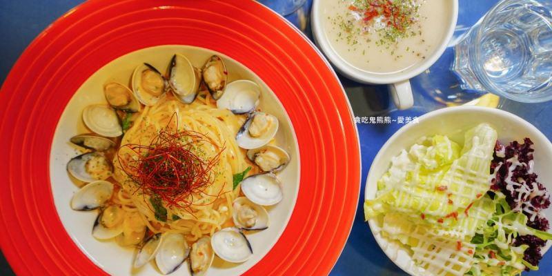 高雄義大利麵 維納斯義式餐廳-平價無服務費也能吃到100%杜蘭小麥粉做成的百味來Barilla義大利麵