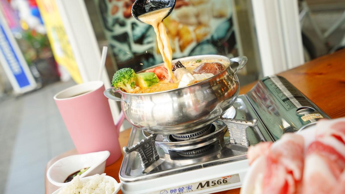 屏東美食 吮糖複合式餐飲內埔店-多種餐點用料真實價格也不浮誇