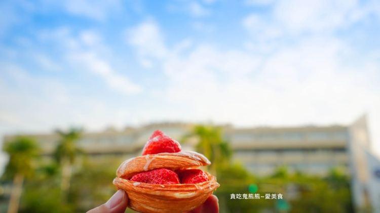 高雄甜甜圈 療癒甜甜圈高應大店-創意無限熱量低一點烤的甜甜圈