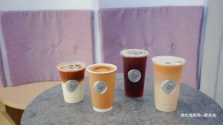 高雄咖啡 轉轉咖啡-頂級咖啡機卻提供銅板消費的好咖啡