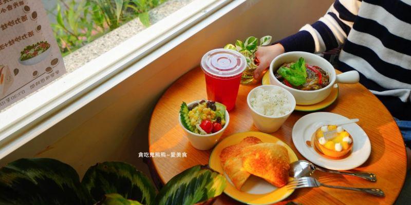 高雄早午餐 媚力泊咖啡楠梓店-聚餐好所在,輕食飲品麵包甜點複合式咖啡店