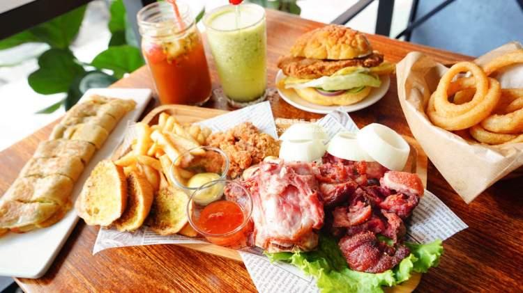 高雄早午餐 漫時光早午餐高鐵重愛店-北高雄早午餐CP質超高