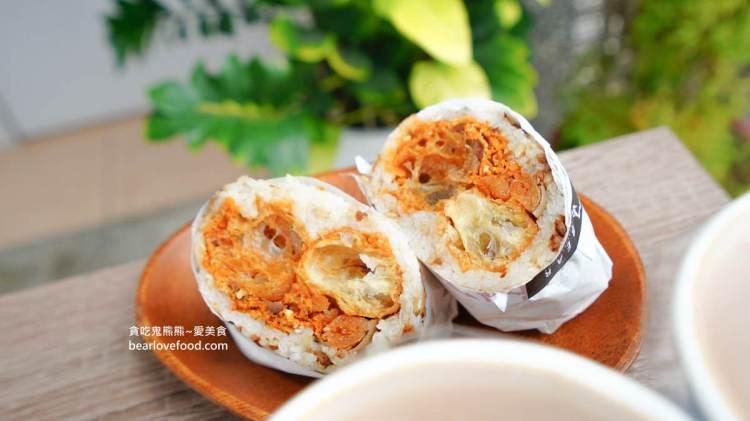 高雄早餐 熊熊本丸-文青飯糰創意烤饅頭,兩位女孩的故事