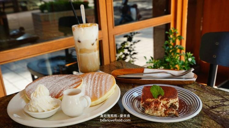 高雄三民區下午茶 河映咖啡-綠色走廊河堤岸的慵懶下午