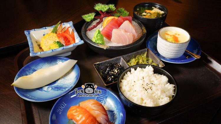 高雄三民區日本料理 允鶴手作壽司-高貴不貴午餐定食開賣了,誰說品質好一定很貴?試試看
