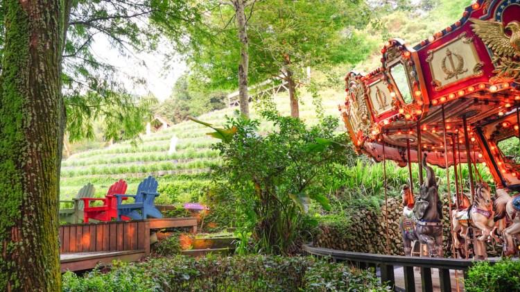 台中旅遊 薰衣草森林-找回童時快樂的自己
