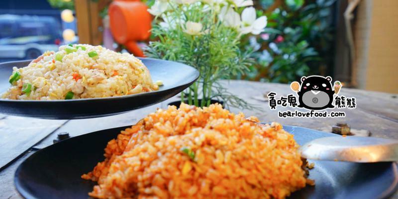 高雄三民美食 六兩三-不油膩又平價炒飯,湯頭不過重,簡單吃鍋燒麵
