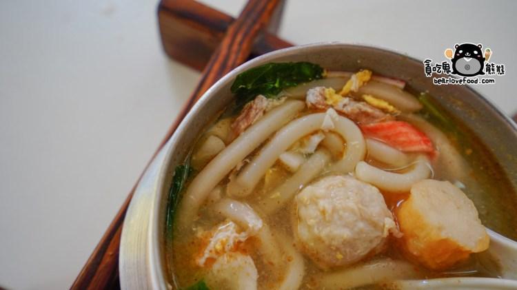 高雄三民區鍋燒麵 美而美漢堡店-傳統井字鍋燒,吃的是回憶