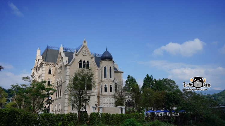 南投縣埔里美食 妮娜巧克力夢想城堡-適合所有年齡的旅遊