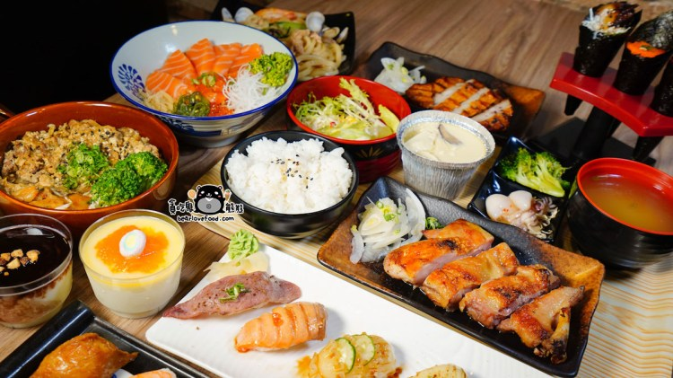 高雄三民區美食 米那桑食堂-家庭式平價日本料理丼飯定食