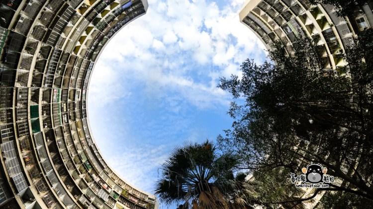 高雄打卡景點 果貿社區-IG上小香港稱號的熱門拍照點