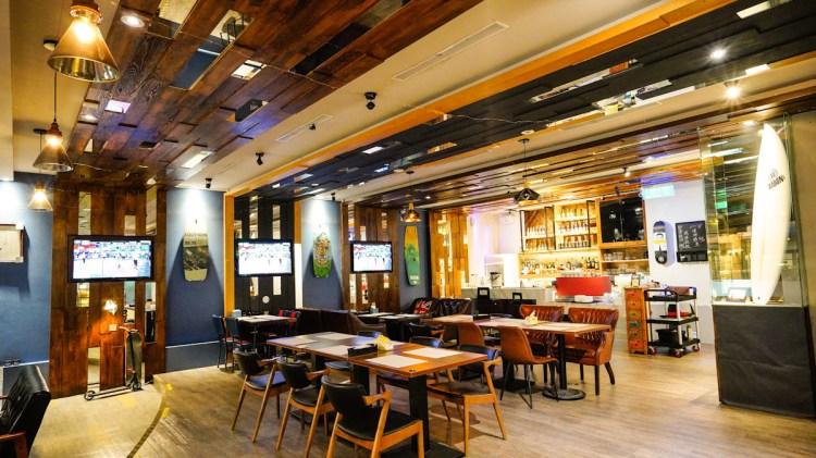高雄新興區餐酒館 蜜's 餐酒館-寬敞又時尚的好適合我們女孩們的優質餐酒館