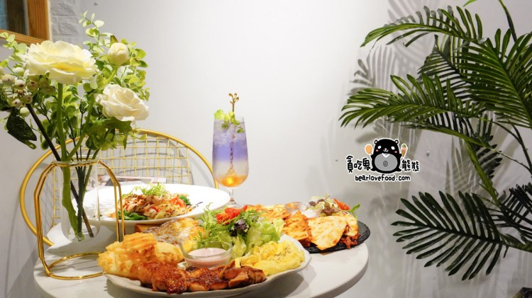 鳳山區美食 夏德莉-義式美式日式,多款異國風味料理,美美又豐盛