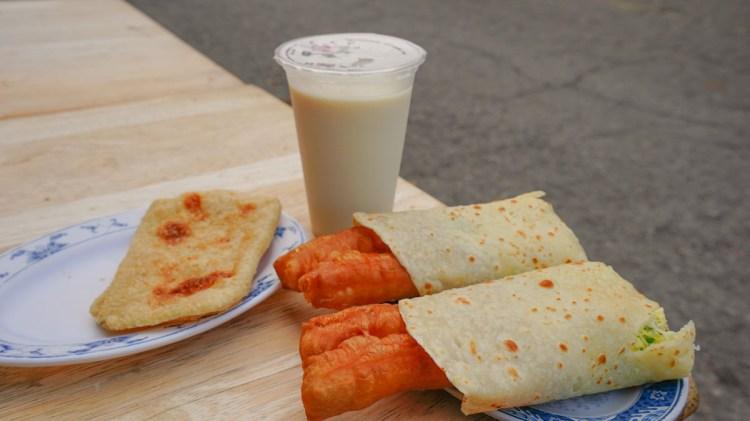 高雄左營早餐 自立豆漿-傳統早餐店,蛋餅油條可吃看看