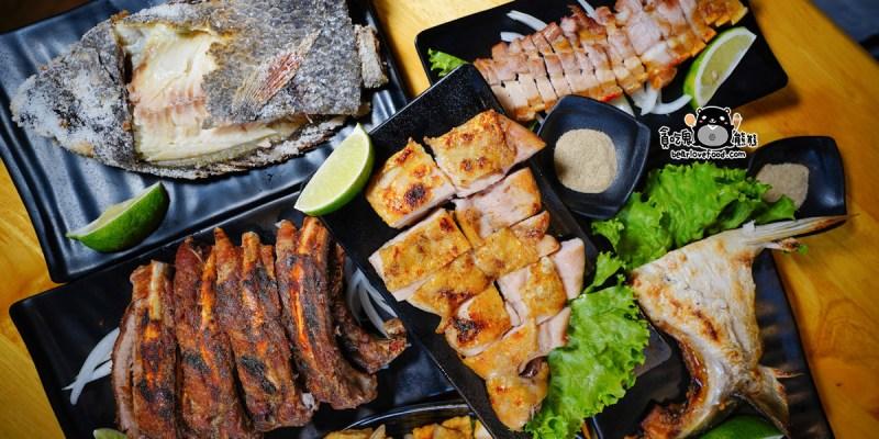 高雄新興區燒烤 烤鱻-新鮮原味燒烤,吃出食材本身風味