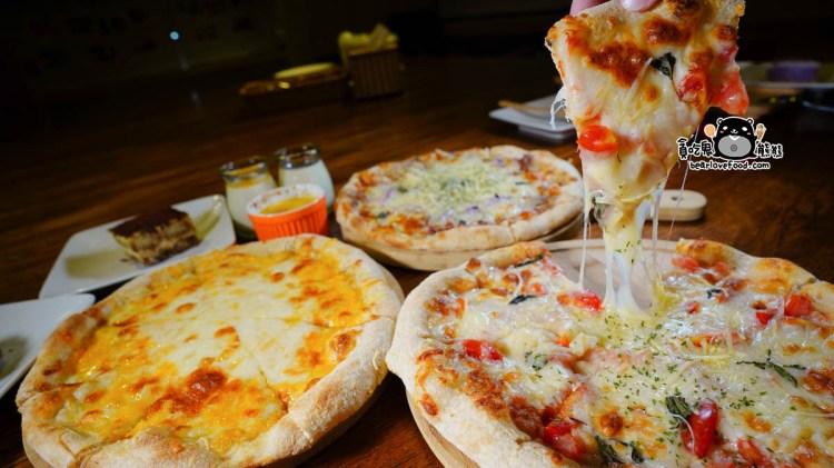 高雄左營區吃到飽 Pizza一番-17種義式手工Pizza、燉飯、義大利麵、炸物、甜點、飲料,平日349假日399吃到飽