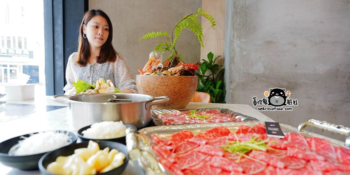 台南市東區火鍋 花花世界鍋物-台南活體龍蝦夠新鮮吃起來,父親節餐廳推薦