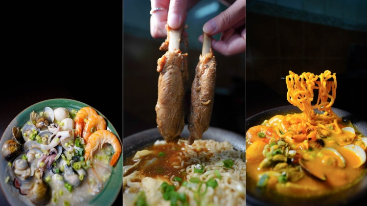鳳山美食 六月六-自來水公司鳳山服務所對面新開幕異國鍋燒麵,東南亞湯麵列入鳳山必吃