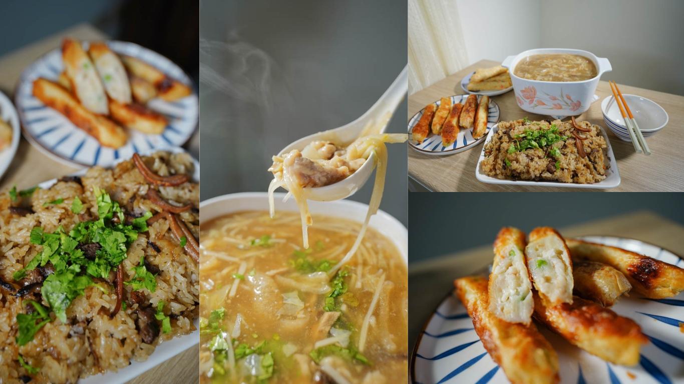 左營美食 高興宴席外燴-自由黃昏市場內辦桌菜,內行人懂吃就知道