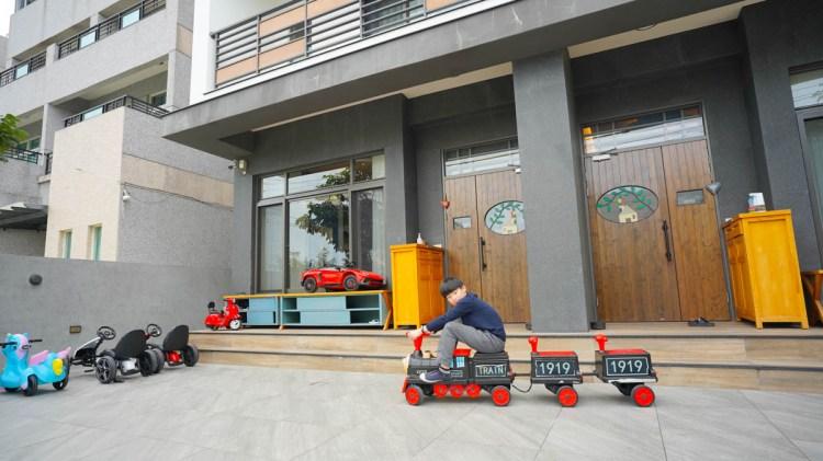 台東火車站住宿 台東積木森林親子民宿-臺東棒球村前適合帶著孩子一起玩樂的台東住宿