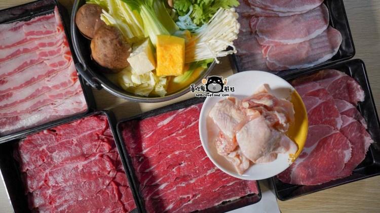 高雄吃到飽餐廳推薦 小林食堂日式定食南屏店-458元吃到飽精緻壽喜燒&和風涮涮鍋推薦
