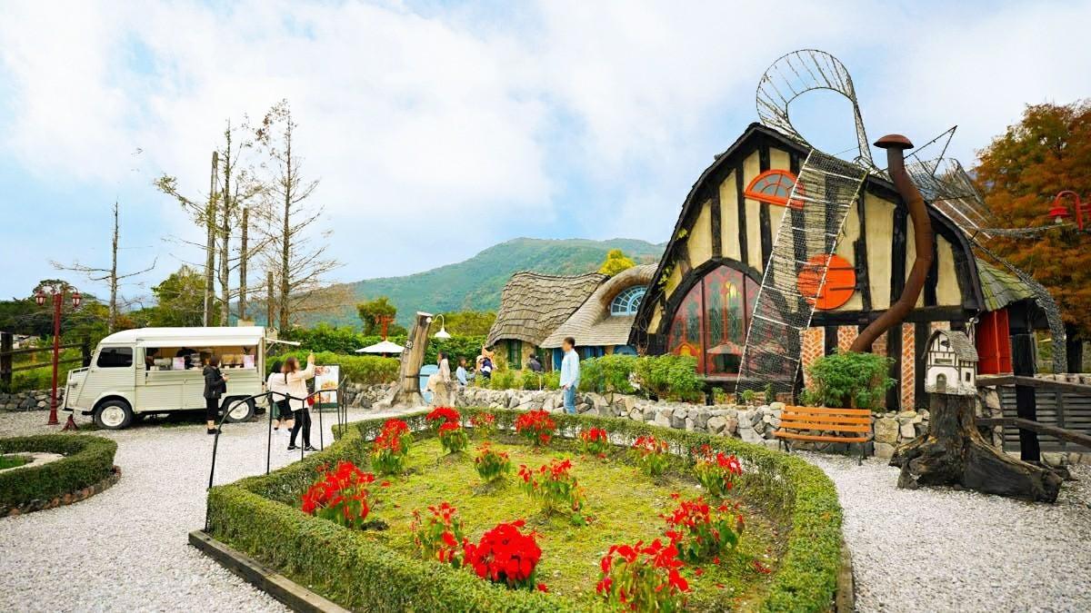 花蓮壽豐鄉景點 山姆先生咖啡館-豐田火車站附近到此一遊免費景點