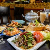 高雄左營泰式料理推薦 阿杜皇家泰式料理明誠店-凹子底森林公園附近2021新菜上市
