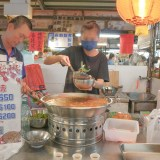 三民區美食 高興宴席外燴-天天新黃昏市場內古早味辦桌羹,份量實在一個人也能輕鬆上菜