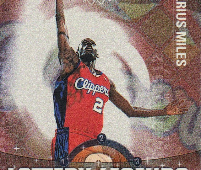 2001 02 Topps Lottery Legends Basketball Cards Pick