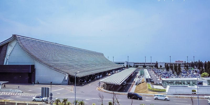 【台灣】。桃園國際機場第一航廈 <機場報到出入境流程> 自助旅行