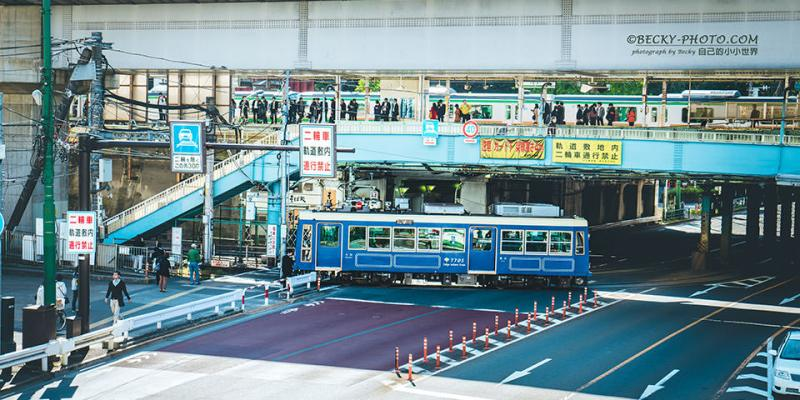 【東京】。不一樣的東京路面電車/王子車站餐廳:櫻花飛鳥山公園、展望台看晴空塔