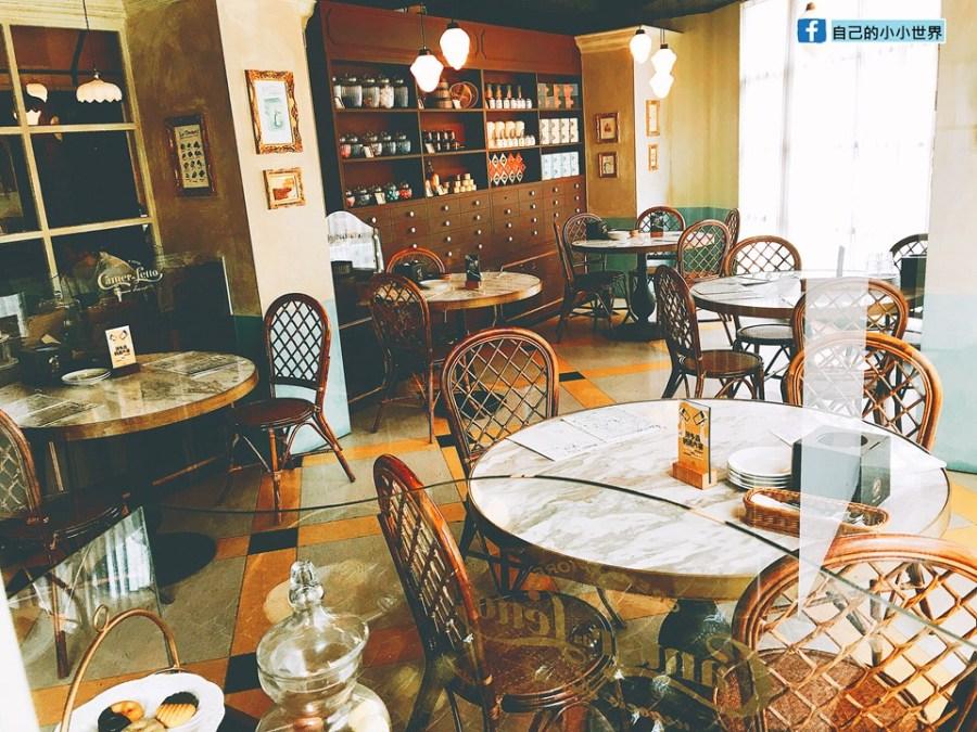 【台中】。公益路義麵餐廳好拍照。薄多義多間主題包廂