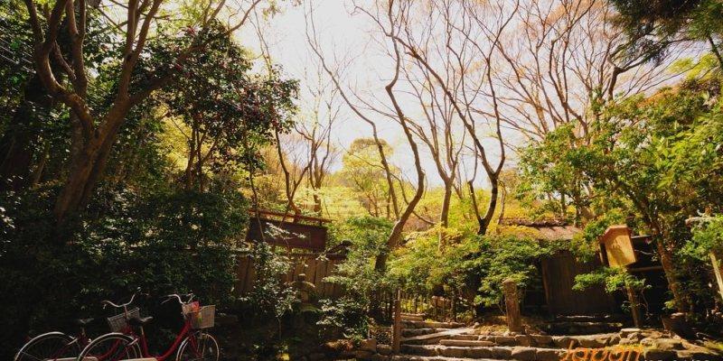 【京都】。嵐山嵯峨野散策路線~淒美故事。祇王寺