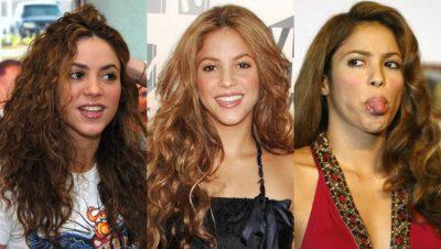 Distintos looks de Shakira con el pelo castaño claro en 2006   Gtres
