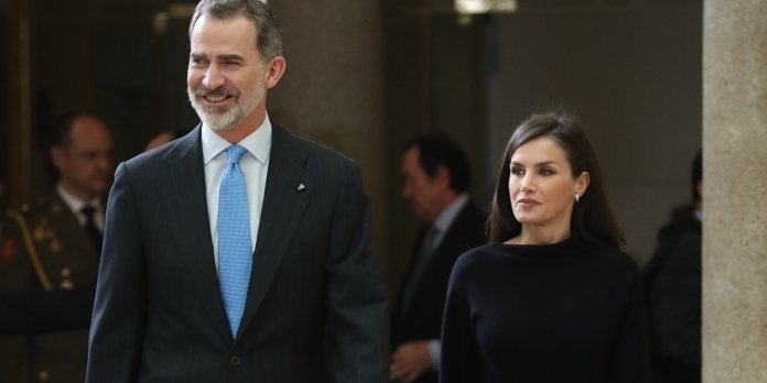 The Kings Felipe and Letizia give negative in the tests for coronavirus
