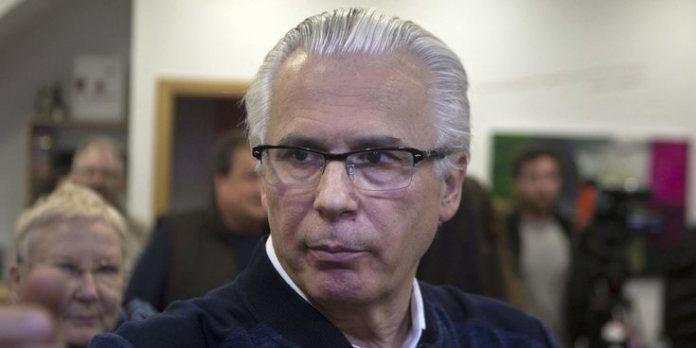 The exjuez Baltasar Garzón, entered after testing positive for coronavirus