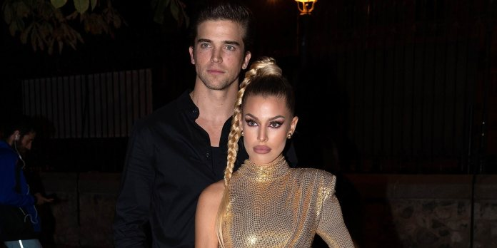 Stopped the model River Viiperi for an alleged beating his partner, the influencer Jessica Goicoechea