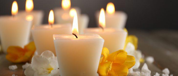 Rituales prohibidos con velas blancas
