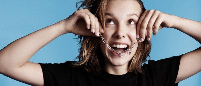 Millie Bobby Brown is the new ambassador millennial 'Pandora Me'