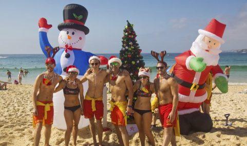 Resultado de imagen para navidad en australia