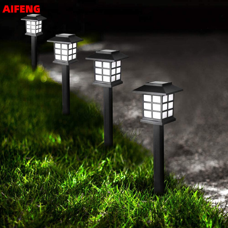 luces de camino impermeables
